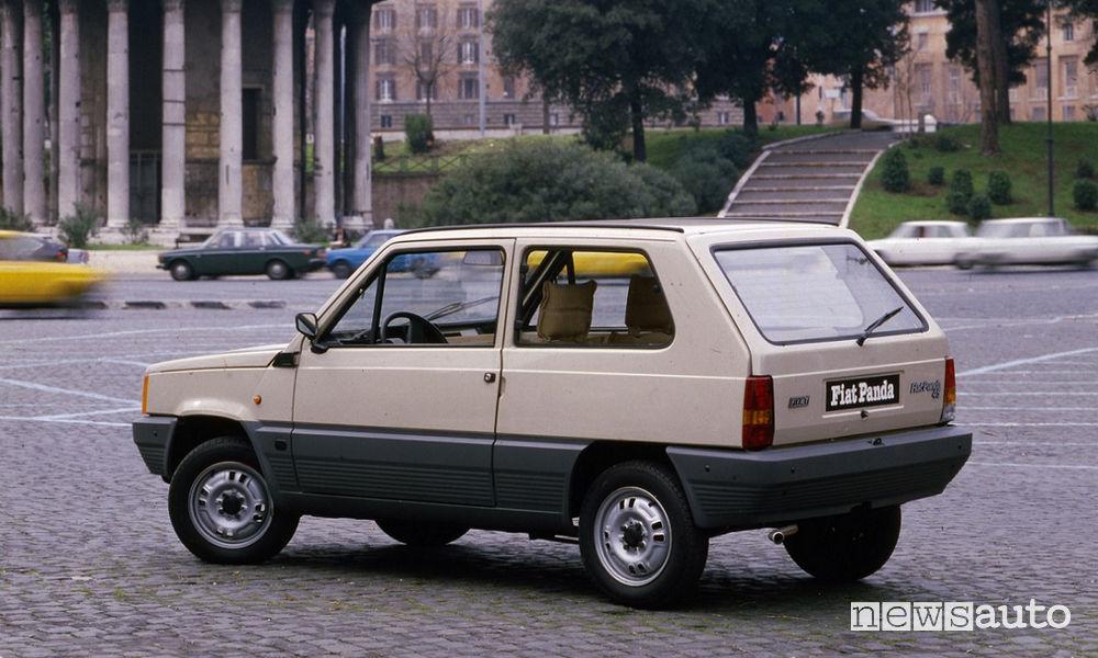Fiat Panda 30 del 1980