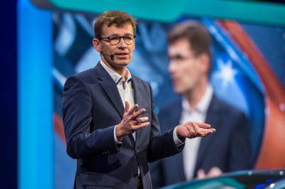 Frank Welsch, Membro del Consiglio d'Amministrazione con responsabilità per lo Sviluppo Volskwagen