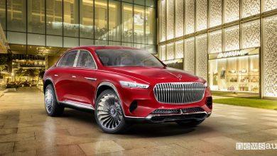 Salone di Pechino 2018 Mercedes-Maybach Ultimate Luxury