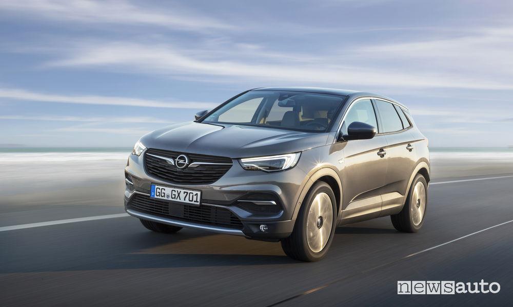 Opel Grandland X diesel