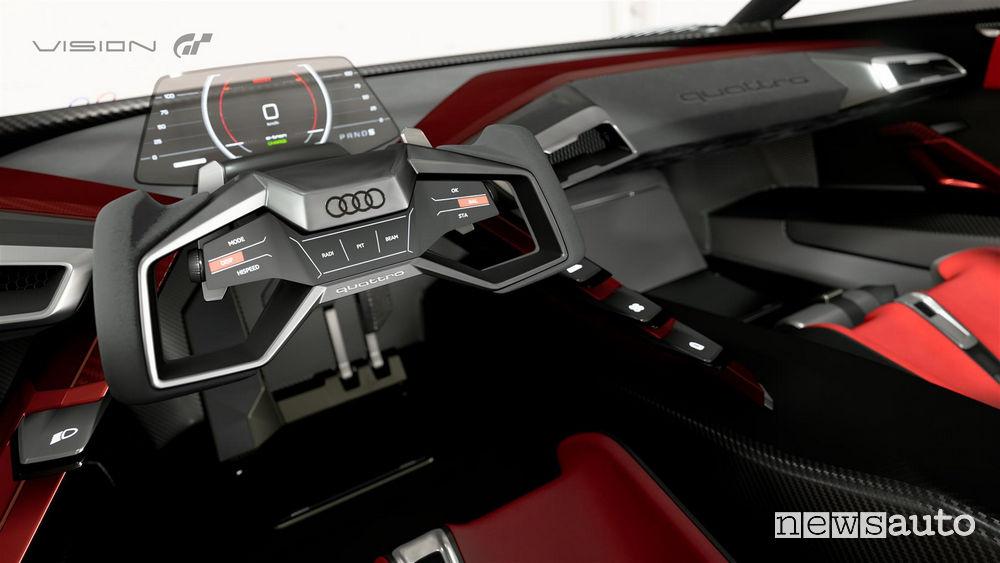 Gran Turismo PS4 Audi e-tron Vision Gran Turismo