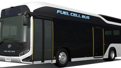 Photo of Autobus ad idrogeno Toyota SORA