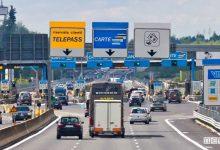 Aumento pedaggio autostradale 2019