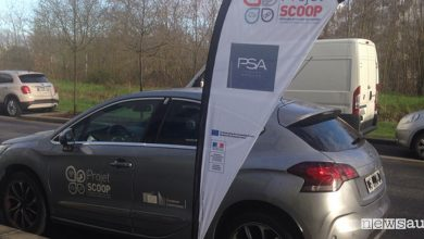 Photo of Auto intelligenti V2X il test su DS 4 e Citroen C4