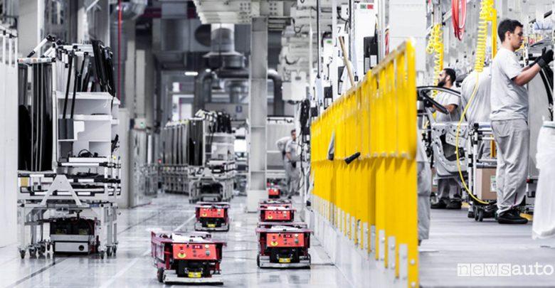 La fabbrica del futuro secondo Groupe PSA