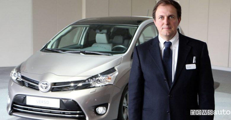 Direttore Lexus Italia Fabio Capano