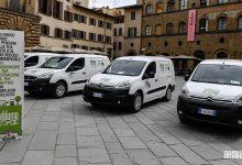 Photo of Car sharing Firenze è elettrico con Groupe PSA