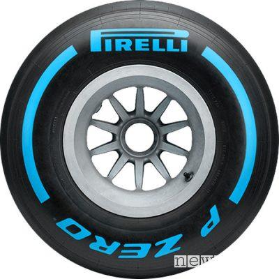 Gomme Formula 1 2018