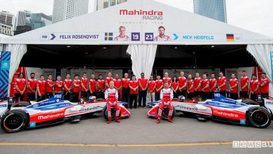 Photo of Mahindra all'ePrix di Roma Formula E