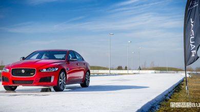 Record Jaguar XE Sport