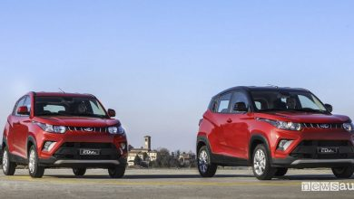 Photo of Mahindra KUV100 nuovo CitySUV