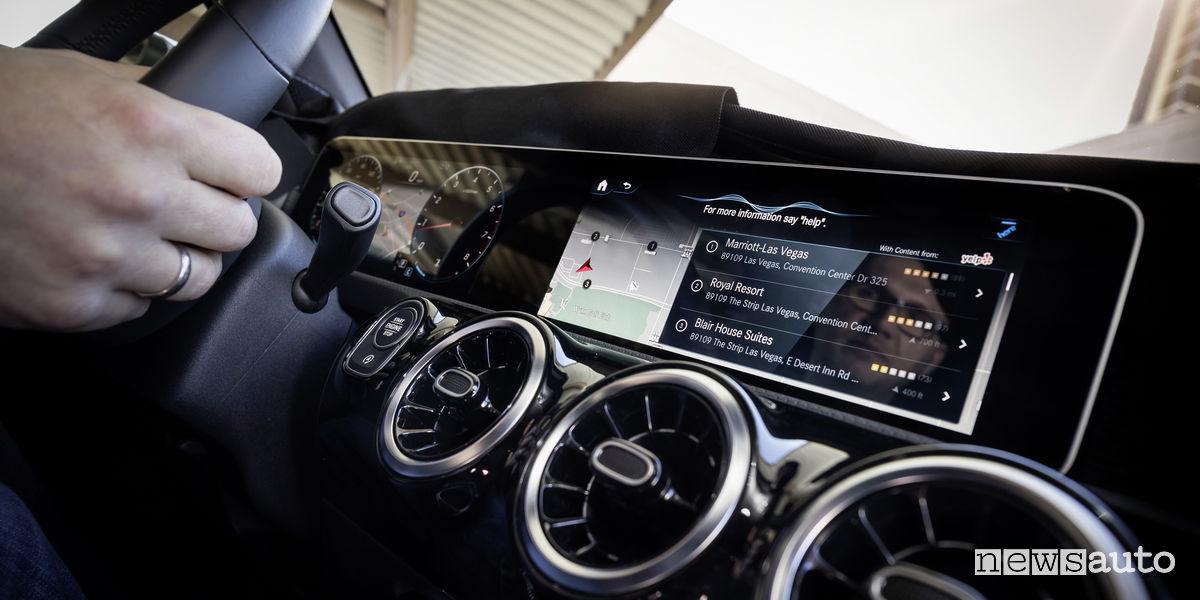 Mercedes Classe A MBUX