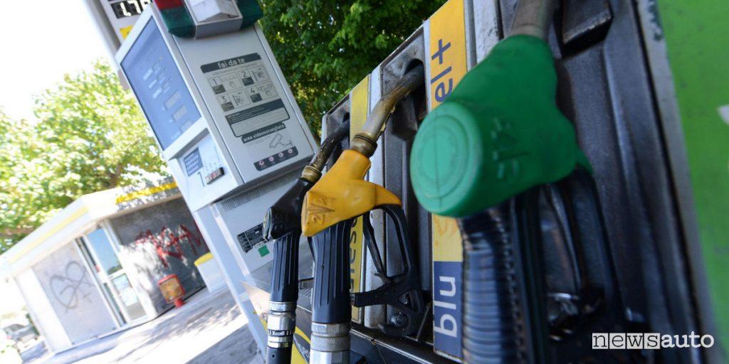 Sciopero benzinai dicembre 2020
