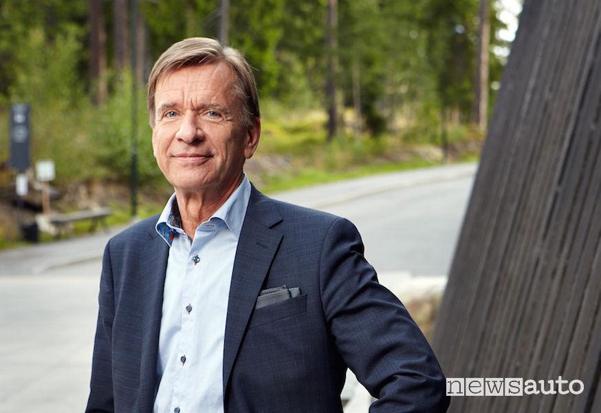 Håkan Samuelsson, Presidente e CEO di Volvo Cars