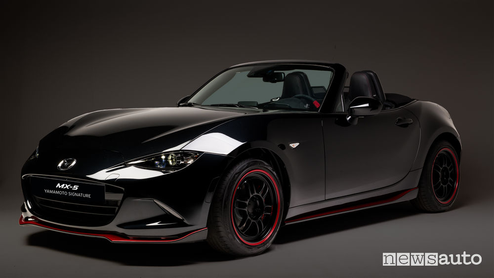Mazda MX 5 Yamamoto Signature
