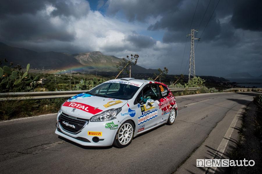 Peugeot Competition Targa Florio 2018
