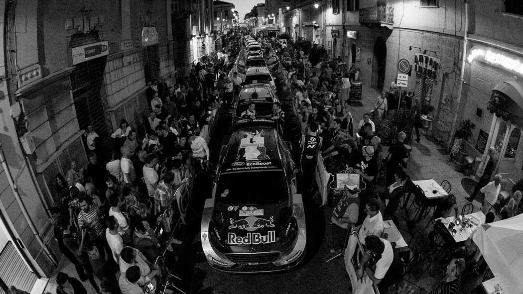 Rally di sardegna - Olbia