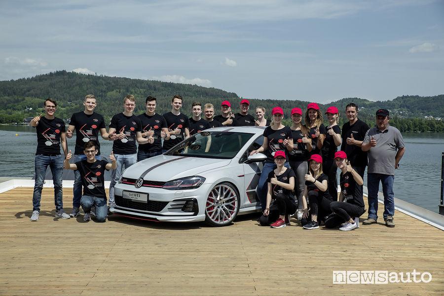 VW Golf GTI Next Level Worthersee 2018