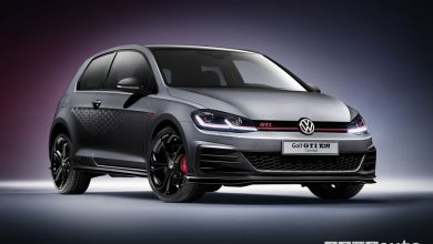 Photo of Volkswagen Golf GTI TCR da 290 CV
