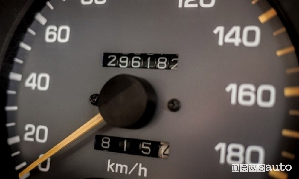 Km revisione auto
