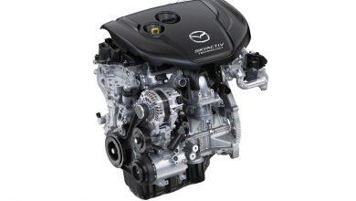 Motori Mazda Skyactiv Euro 6d Temp
