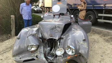 Photo of Incidente Mille Miglia 2018, Jaguar contro una Focus