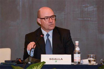 Roberto Sgalla, direttore delle Specialità della Polizia