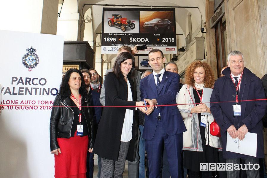 Salone auto Torino 2018