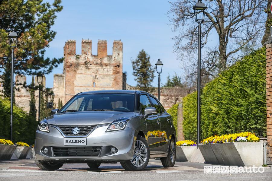 Gamma Suzuki Hybrid