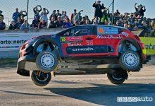 WRC calendario date