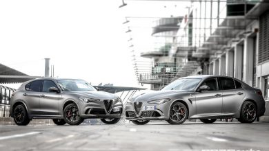 Photo of Alfa Romeo Nurburgring Giulia e Stelvio, serie limitata