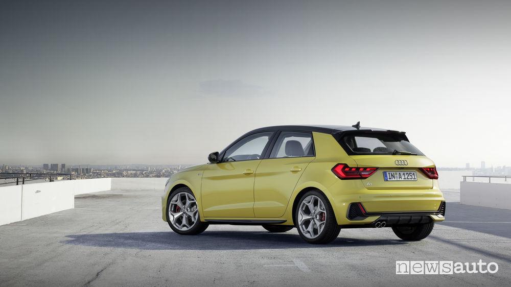 Nuova A1 Sportback