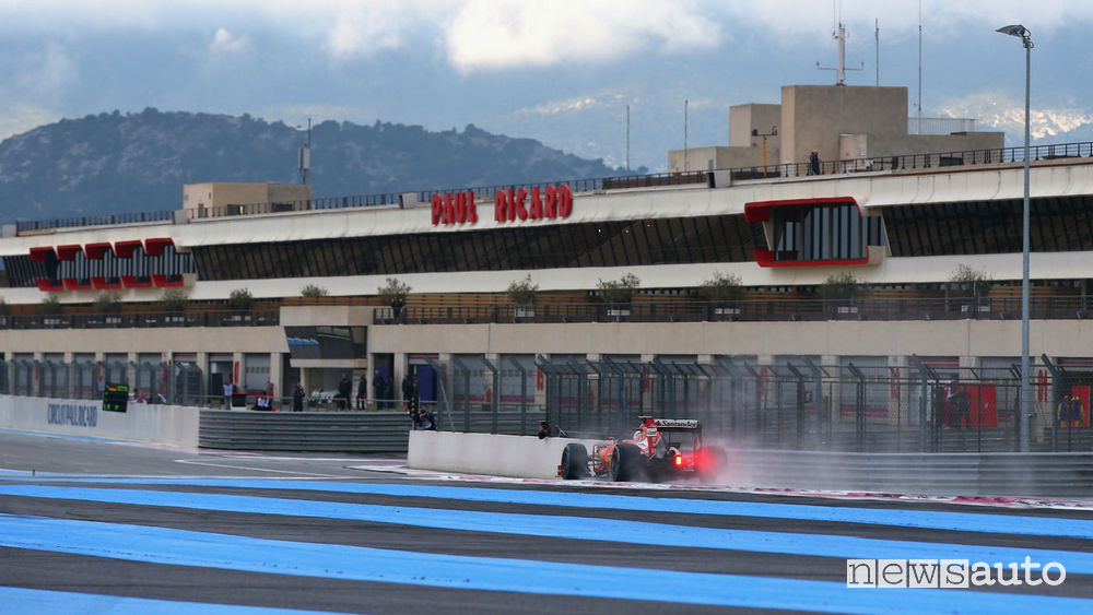 Orari Gp Francia F1 2018