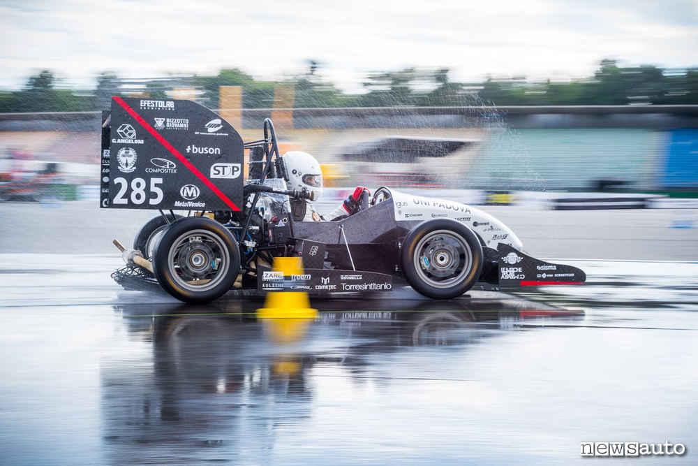 Formula Sae 2018 team Università di padova