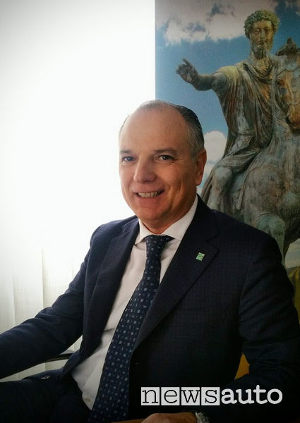 Presidente SITEB Michele Turrini