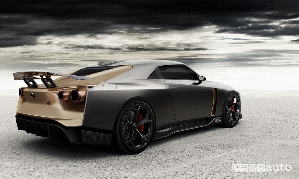 Nissan GT-R Italdesign 720 CV