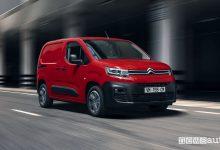 Nuovo Citroen Berlingo Van 2018