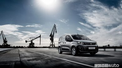 Photo of Nuovo Peugeot Partner 2018