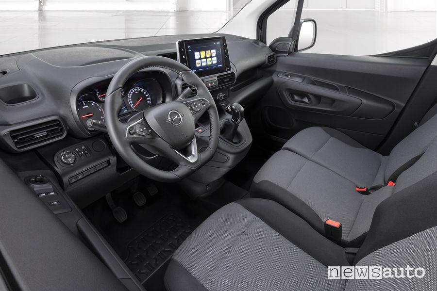 Nuovo Opel Combo Van 2018