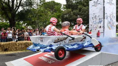 Photo of Corsa Red Bull Roma 2018 Soapbox, classifica finale