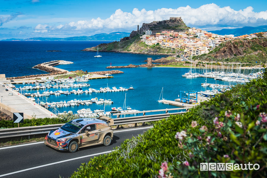 WRC 2018 classifica Rally di Sardegna