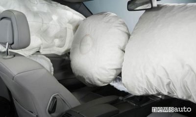 richiami airbag difettosi