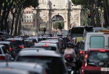 Pedaggio a Roma anello ferroviario
