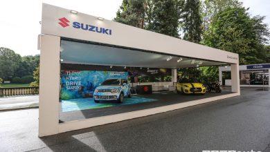 Photo of Suzuki al Parco Valentino 2018: hybrid + sportività