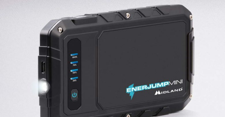 enerjump mini powerbank da 6000mAh
