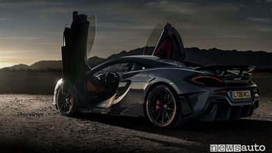 Photo of McLaren, 600LT nuova auto supersportiva da 600 CV