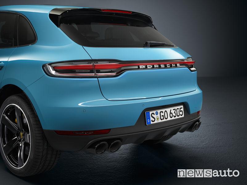 Nuova Porsche_Macan posteriore