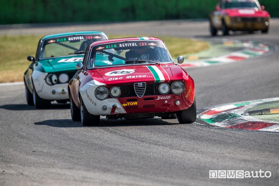 Alfa Romeo storiche Alfa Revival Cup