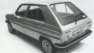 Auto da collezione, Peugeot 104 Sundgau