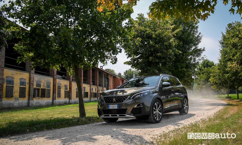 Peugeot 3008 cambio automatico EAT8